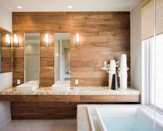 плитка для ванной под дерево - Google Search
