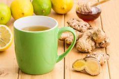 Zimt, Ingwer und Honig für die Leber