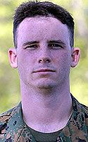 Marine Cpl. Robert P. Warns II  Died November 8, 2004 Serving During Operation Iraqi Freedom  23, of Waukesha, Wis.; assigned to the 2nd Battalion, 24th Marine Regiment, 4th Marine Division, Marine Corps Reserve, Chicago; killed Nov. 8 by enemy action in Babil province, Iraq.