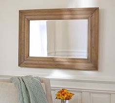 Telluride Wall Mirror, 30x42 #potterybarn