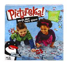 Fiyat: 30,00 TL  İşte tam miniklere göre bir resim avı... Çocuklar çarktaki resimleri dev oyun alnında bulmak için yarışıyor; resmi ilk bulan ödül olarak bir balık alıyor.5 balığı toplayan oyunu kazanır.