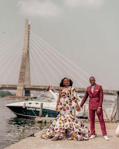 a stunning Nigerian wedding