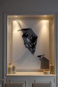 Boris Tellegen aka Delta artwork