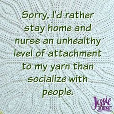 People can sometimes be overrated. #yarn #knit #crochet #crafts #diy