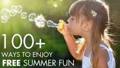 Free Summer Fun in Kansas City