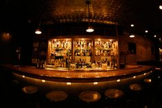 Dick and Janes Bar in Fort Green. 266 Adelphi Street at the corner of Dekalb Avenue. Fab Mixologists!