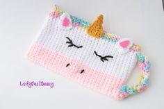 Unicorn Pattern Unicorn pencil case pattern crochet unicorn