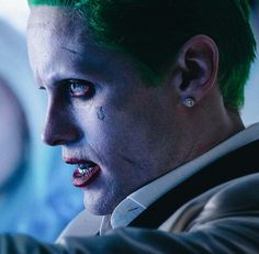 There's is so much hate towards Jared Leto's joker.... But his portrayal was pretty accurate if you read comics.... And not just some who has seen the dark Knight trilogy only.