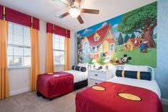 Encore Resort in Orlando 9 Bedroom with Mickey Mouse Theme #orlando #florida #disneyresorts #orlandohotels Best Disney Hotels, Disney Resorts, Best Resorts, Orlando Vacation, Orlando Resorts, Orlando Florida, Disney Planning, Disney World Tips And Tricks, Luxury