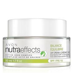 nutraeffects Balance Day Cream SPF 15
