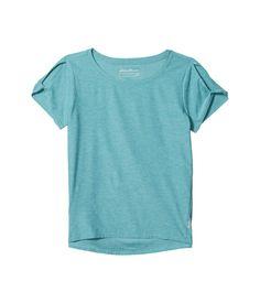 Eyelet Top, Eddie Bauer, Hemline, Spandex, Detail, Note, Sleeves, How To Wear, T Shirt