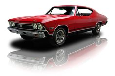 1968 Chevrolet Chevelle Super Sport | RK Motors Charlotte | Collector and Classic Cars