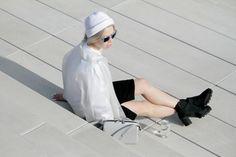Ivana Carpio from Love aesthetics. Love Aesthetics, Fashion Advertising, Fashion Catalogue, Aesthetic Clothes, What I Wore, Minimalist Fashion, Editorial Fashion, Fashion Models, Fashion Photography