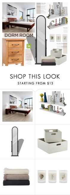 """""""Lovdock - Dorm decor"""" by yexyka ❤ liked on Polyvore featuring interior, interiors, interior design, home, home decor, interior decorating, Design Within Reach and Elizabeth Scarlett"""