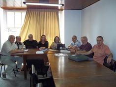 Reunião da Abrajet/RS, final de 2011, na sede da ARI(Associação Riograndense de Imprensa) / Porto Alegre.