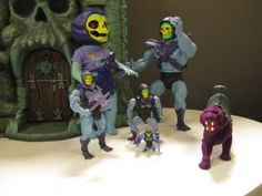 #MOTU 2014 Giants Comparison Images From #Mattel http://www.toyhypeusa.com/2014/09/19/motu-2014-giants-comparison-images-from-mattel/ #Mattycollector #HeMan #Skeletor #BeastMan #Stratos
