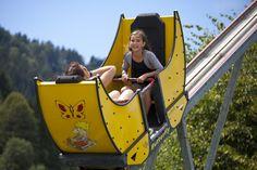 Erlebnispark Kaiserwinkl - Spielpark in Tirol - Familienurlaub in Kössen Walchsee