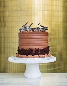 Chocolate Chocolate Cake #SweetnessAtChezBonBon #Miami #Fontainebleau #Dessert