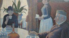 De Eetkamer. Paul Signac