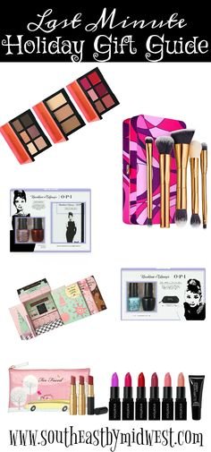 Last Minute Holiday Gift Guide Collab    Southeast by Midwest #beauty #bbloggers #holiday #giftguide