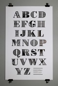 Decorative Bodoni #typography