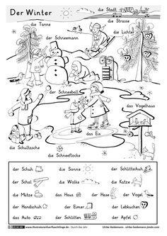 Download als PDF: Durch das Jahr – Winter – Heidemann