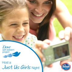 A girl's self-esteem can be a fragile thing! Dove and Kroger have teamed up to help. The Dove Self-Esteem Project was created to help teach girls that they are all beautiful inside and out! Positive Self Esteem, Low Self Esteem, Middle Childhood, Self Concept, Help Teaching, Free Blog, Best Self, Our Kids, Family Life