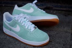 "827973b10143 Nike Air Force 1 Low ""Arctic Green"" Air Force 1"