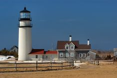 Highland Lighthouse - North Truro, MA