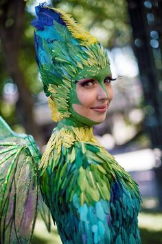 Amazing Tooth Fairy Cosplay (Rise of the Guardians)
