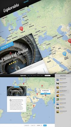 Introducing Explorable, Our Location-Based WordPress Theme | Elegant Themes Blog