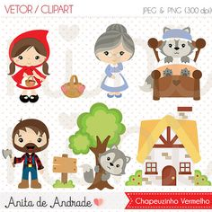 PRODUCT CODE: C022 --------------------------------------------------------------------------------------- Hello! Welcome to my store! Have fun creating with these cute cliparts! This vector clipart set is suitable for invitation making, sticker for planners, embroidery, paper