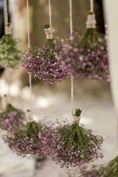 Hanging plants, creative ideas for hanging plants indoors and outdoors . Hanging plants, creative ideas for hanging plants indoors and outdoors - ideas for hanging planters indoors Garden Wedding, Diy Wedding, Rustic Wedding, Wedding Flowers, Wedding Scene, Indoor Wedding, Wedding Plants, Wedding Country, Dream Wedding