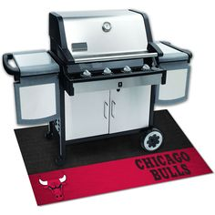 NBA - Chicago Bulls Grill Mat 26x42