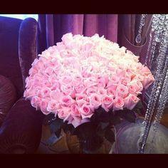 Pink roses #valentines #love #prettyinpink