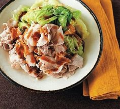 Food Menu, Diet Recipes, Cabbage, Low Carb, Lunch, Dishes, Meat, Vegetables, Cooking