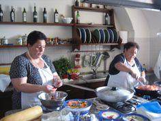Mama Agata Cooking Class  Ravelo, Italy