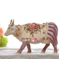 Victorian cow