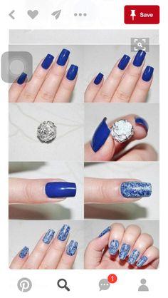 Foil Nail Art, Foil Nails, Nail Art Diy, Nail Art Tricks, Nagellack Design, Nail Swag, Nagel Gel, Super Nails, Creative Nails