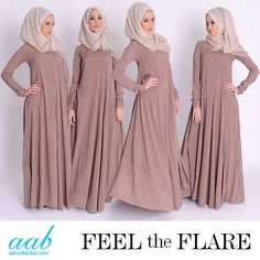 Aab Islamic Fashion Hijabs & Scarfs Eid Collection 2014 For Girls (2)