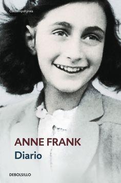 """""""el diario de anna frank"""" Oculta con su familia y otra familia judía (los Van Daan), en una buhardilla de unos almacenes de Ámsterdam durante la ocupación nazi de Holanda. Ana Frank con trece años, cuenta en su diario la vida del grupo. Ayudados por varios empleados de la oficina, permanecieron durante más de dos años en «el anexo secreto») hasta que, finalmente, fueron detenidos. Ana escribió un diario entre el 12 de junio de 1942 y el 1 de agosto de 1944.... Signatura: B FRA dia"""