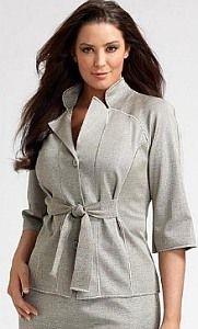 Мода для полных: лучшие фасоны вечерних нарядов.