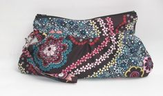 Handmade Handbags, Wristlets, Card Organizer and More by MintChocolat Wristlet Wallet, Card Wallet, Cute Gifts For Her, Michael Miller Fabric, Camden, Gift Bags, Plum, Purses And Bags, Fashion Accessories