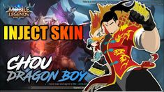 Chou DragonBoy Inject Skin - Mobile Legends Mobile Legends, Fb Page, Reading, Music, Youtube, Musica, Musik, Reading Books, Muziek