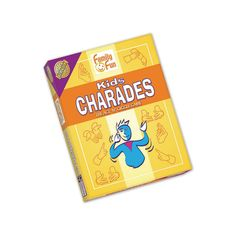 Cheatwell Games Kids Charades Game, Multicolor