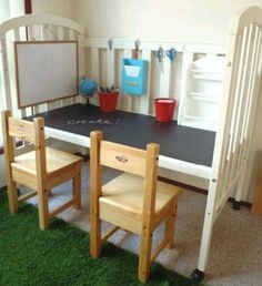 Creative Ways To Upcycle Your Baby's Cot