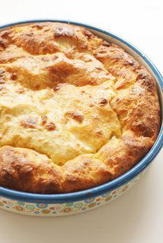 Serbian Famous Cheese Pie - Gibanica