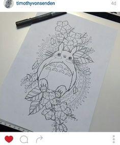 By Timothy von Senden - Totoro