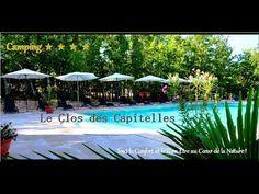 Camping 4 étoiles - entre Provence, Cévennes et Ardèche avec grands emplacements pour tentes, caravanes et camping-car, labellisé Qualité Sud de France et Clef Verte