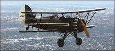 30s biplane